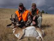 United States - Montana - Pronghorn Antelope