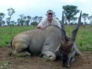 East African Eland Uganda