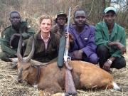 Nile Bushbuck in Uganda