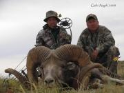 Trophy Gobi Argali Sheep Hunting in Mongolia and Asia