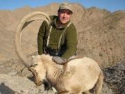 persian desert ibex hunting in iran