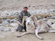 Keith's Marco Polo Sheep hunt in Tajikistan in the Pamir Mountains - photo 2