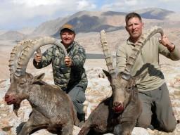 Ibex Hunting in Tajikistan