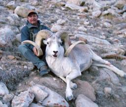 Marco Polo Sheep Hunting in Tajikistan